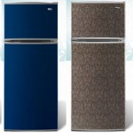 Colorful Retro Style Refrigerators, Amana