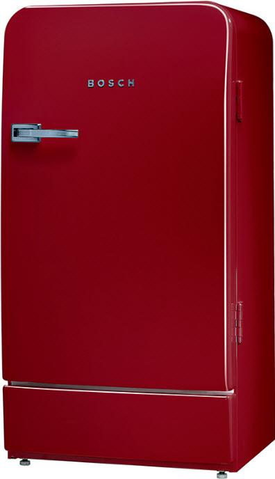 Colorful Retro Style Refrigerators, Bosch Classic refrigerator