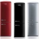 Colorful Retro Style Refrigerators, Gorenje Retro Funky Refrigerators_1