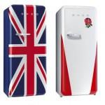 Colorful Retro Style Refrigerators, Smeg Retro Style Refrigerators_1