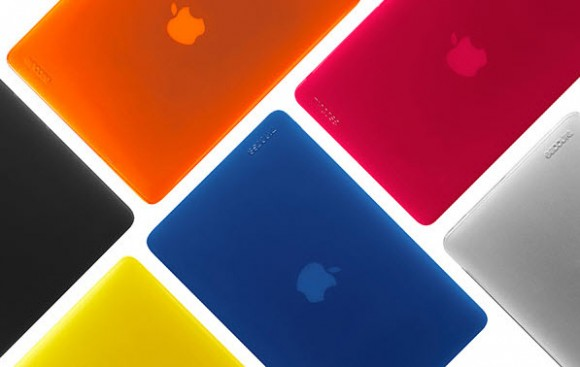 Incases Vibrant Hardshell Cases for MacBook Pro and Air