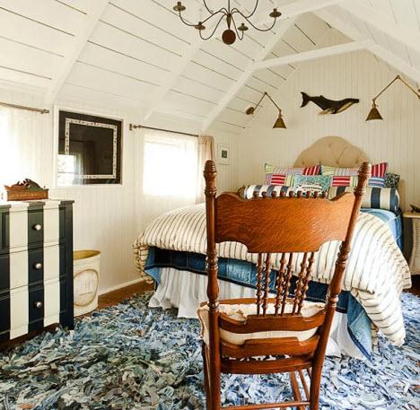 Nautical Cottage Decor Idea with Soft Blue Color_5