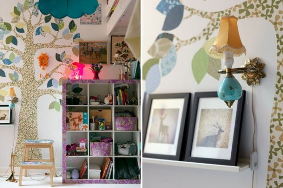 Small Two-Room Apartment With Lots of Colorful Stuff_4