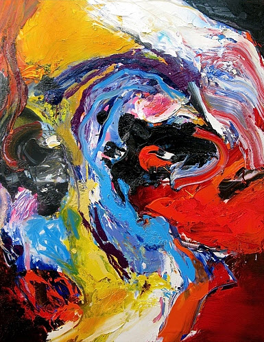 Amazing Abstract Paintings by Gerard Stricher_4