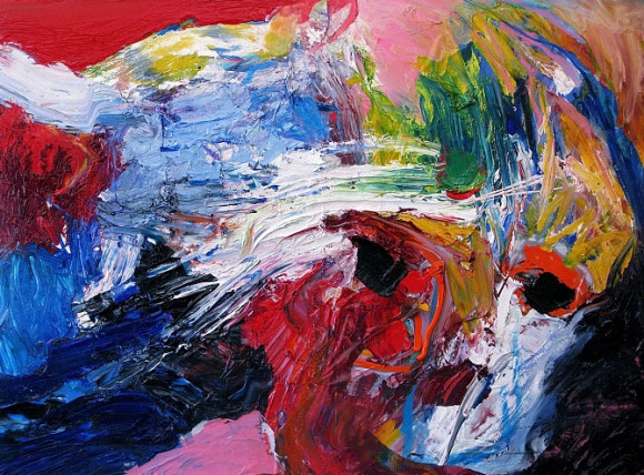 Amazing Abstract Paintings by Gerard Stricher_5