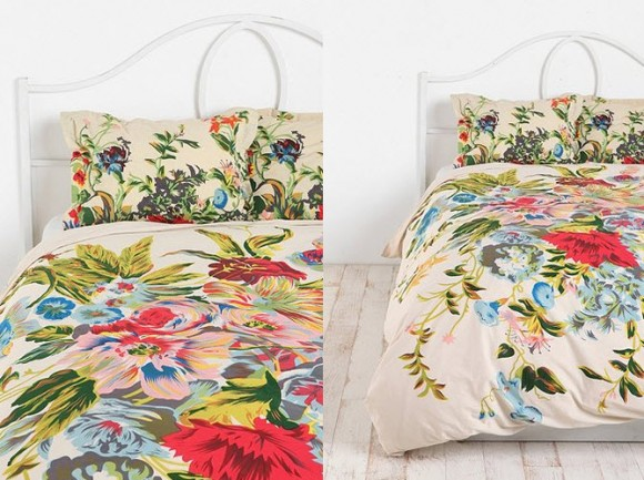 Beautiful Multi-colored Duvet Covers and Pillow Shams_4