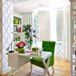 Colorful Home Office Decor Ideas_1