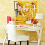 Colorful Home Office Decor Ideas_14