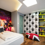 Star Wars Boy Bedroom Idea by Rado Rick Designers