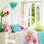 17 Simple and Colorful Design Ideas for Decorating Teenage Girls Bedrooms_1