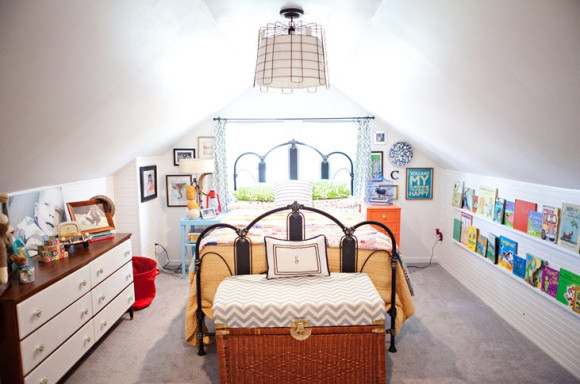 17 Simple and Colorful Design Ideas for Decorating Teenage Girls Bedrooms_12