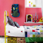 17 Simple and Colorful Design Ideas for Decorating Teenage Girls Bedrooms_15