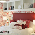 17 Simple and Colorful Design Ideas for Decorating Teenage Girls Bedrooms_4