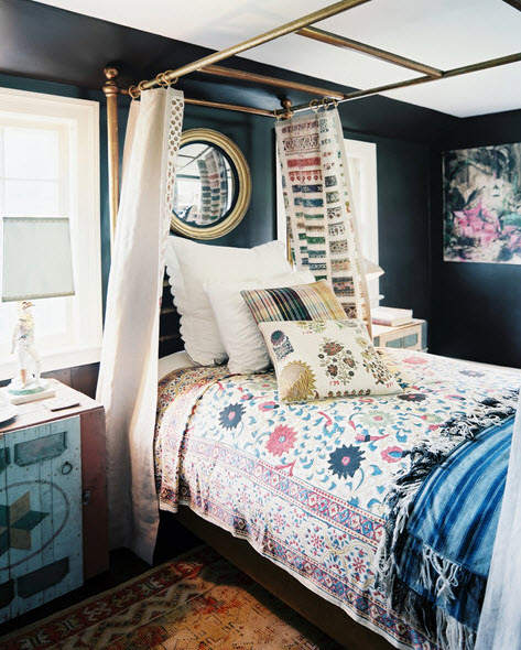 17 Simple and Colorful Design Ideas for Decorating Teenage Girls Bedrooms_6