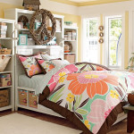 17 Simple and Colorful Design Ideas for Decorating Teenage Girls Bedrooms_8