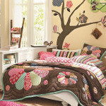 17 Simple and Colorful Design Ideas for Decorating Teenage Girls Bedrooms_9