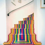 Colorful Staircases to Spice Up Your House_10