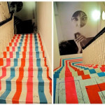 Colorful Staircases to Spice Up Your House_6