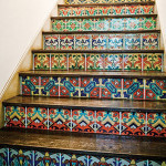Colorful Staircases to Spice Up Your House_8