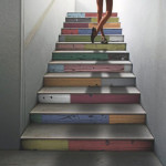 Colorful Staircases to Spice Up Your House_9