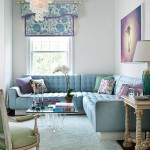 Colored Tufted Sofas Blue Tufted Sofa