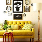 Colored Tufted Sofas Yellow Tufted Sofa