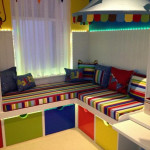 Colorful Reading Nooks for Book Lovers