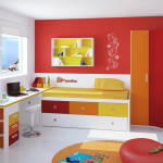 Colorful Reading Nooks for Book Lovers_22