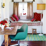 Colorful Reading Nooks for Book Lovers_4