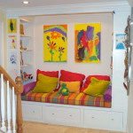 Colorful Reading Nooks for Book Lovers_5