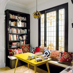 Colorful Reading Nooks for Book Lovers_9