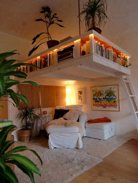 Fun and Colorful Loft Bed Ideas_1