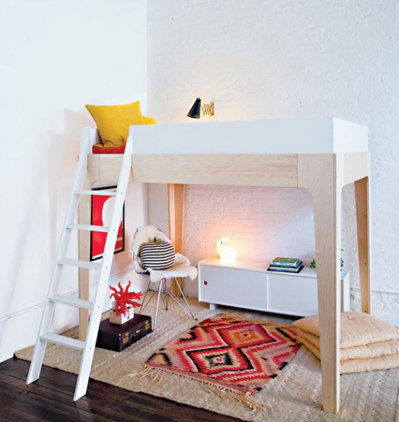 Fun and Colorful Loft Bed Ideas_8