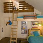Fun and Colorful Loft Bed Ideas_9