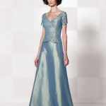 Cameron Blake Blue Mother of the Groom Dresses_2