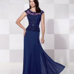 Cameron Blake Blue Mother of the Groom Dresses_7