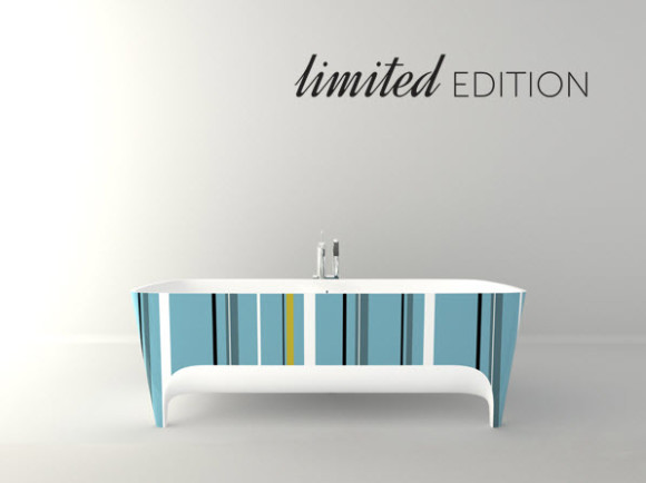 Colorful Bathtub from Teuco
