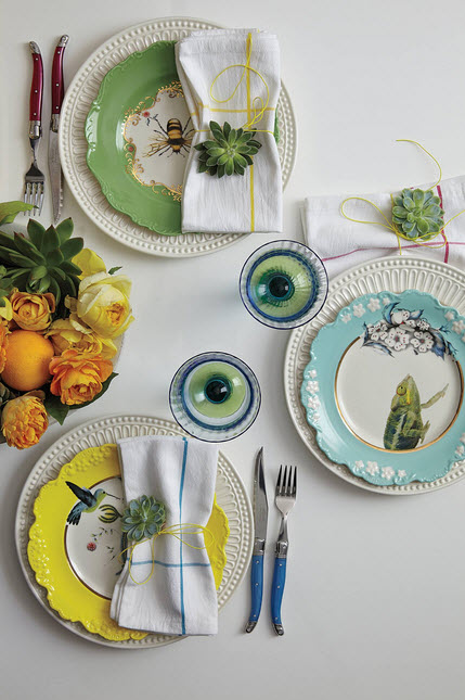 Colorful Dinnerware Sets Anthropologie