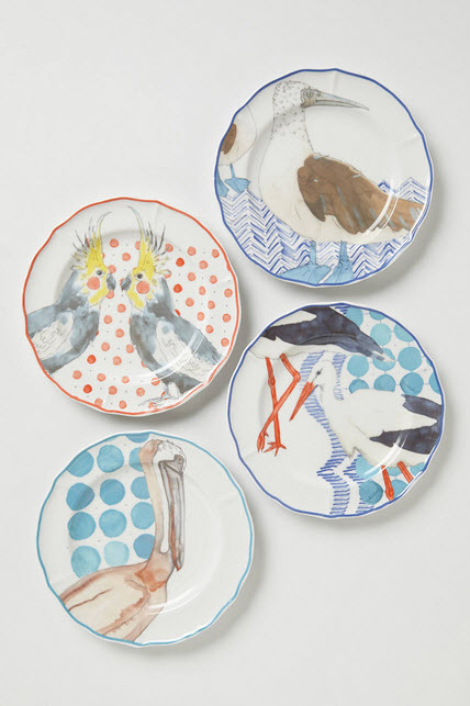 Colorful Dinnerware Sets Anthropologie_4