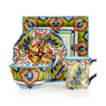 Colorful Dinnerware Sets Macys