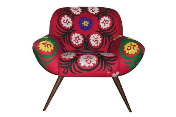 Vintage and Colorful Armchairs from Szalay Contemporary Design_3