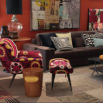 Vintage and Colorful Armchairs from Szalay Contemporary Design_5