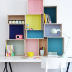 Colorful Wall Units For Effective Storage_2