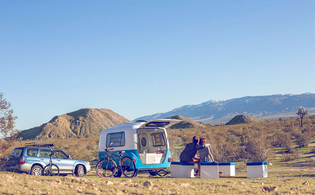 The HC1 Retro Ultra-Light Travel and Utility Trailer_2 at In Seven ...