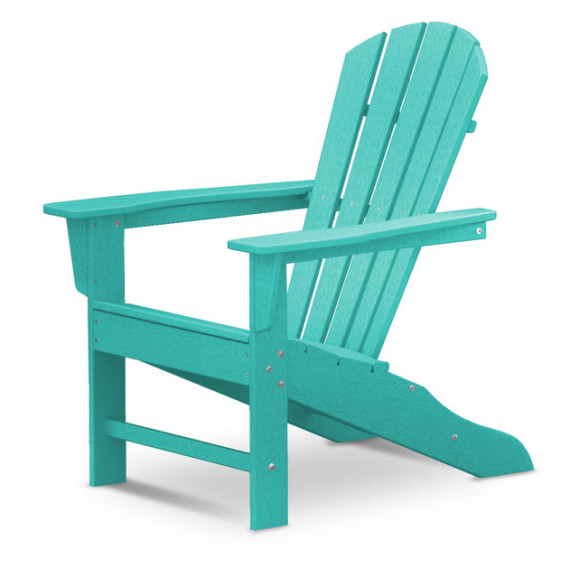 Adirondack Chairs for Your Outdoor Beach-themed Spaces