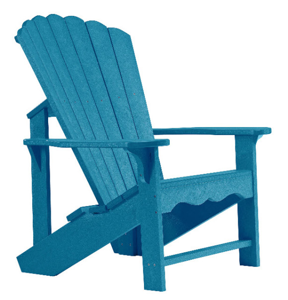 Adirondack Chairs for Your Outdoor Beach-themed Spaces_1