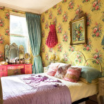 Bedroom with Shabby-Chic Style_6