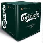 Husky Mini Countertop Fridge Carlsberg