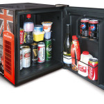 Husky Mini Countertop Fridge London