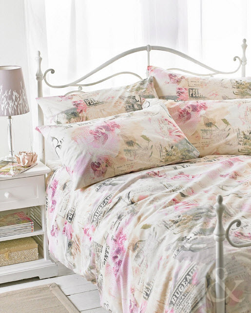 Pastel Colored Shabby Chic Bedding from Amazon_1